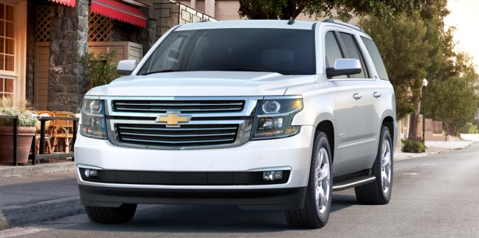 The 2015 Chevy Tahoe is Coming to the Spokane Area