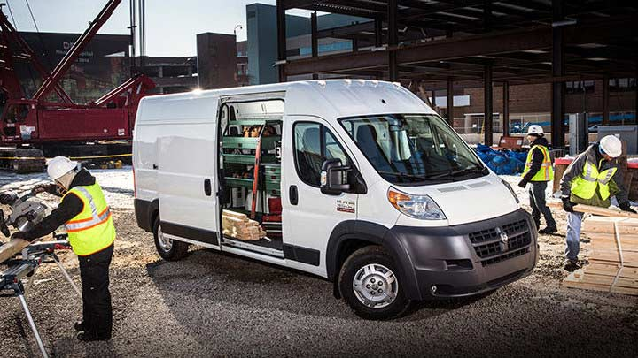 The 2014 Ram ProMaster 1500 at Dave Smith Motors