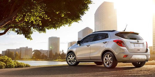 Test Drive the 2014 Buick Encore Serving Portland