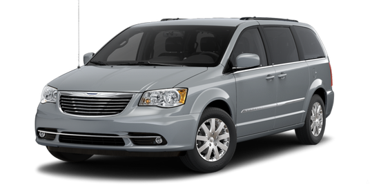 The all new 2014 Chrysler Town & Country Touring in Idaho