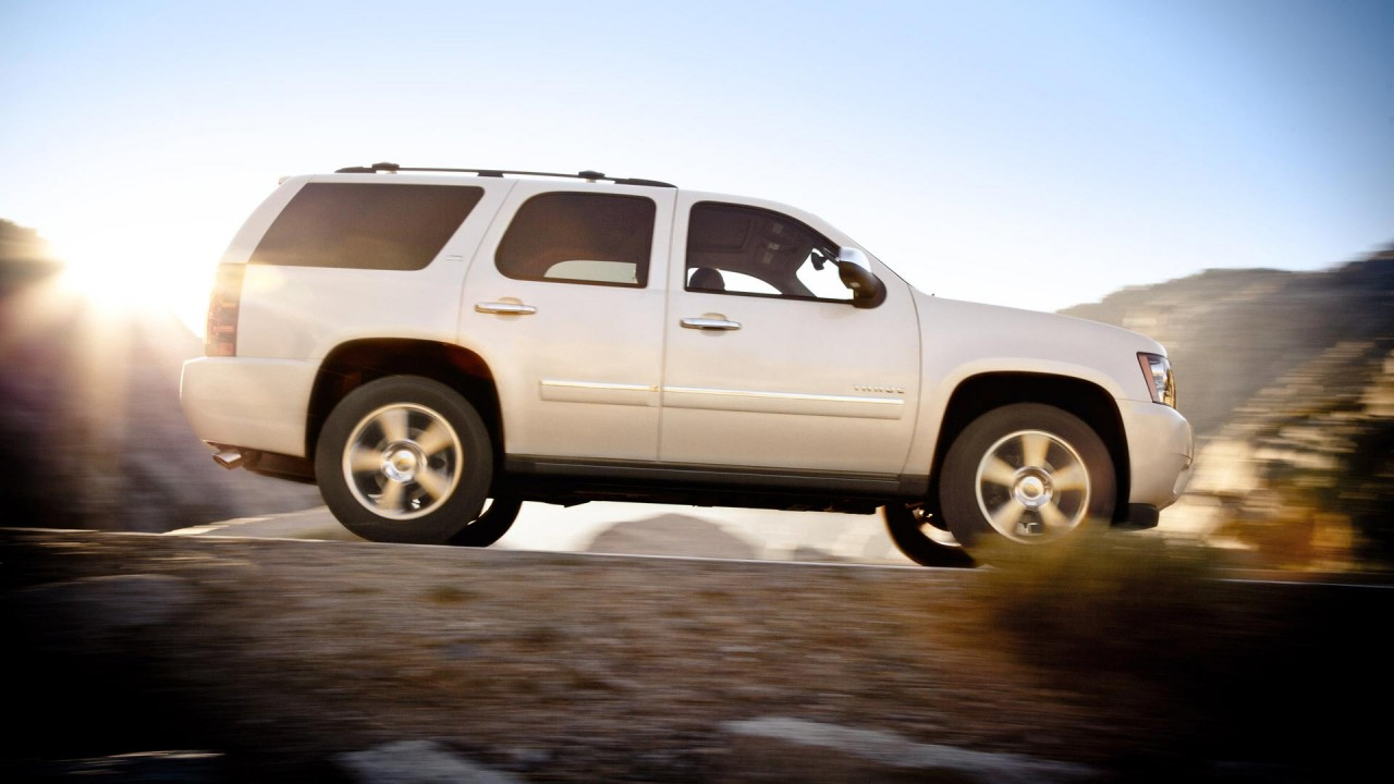 Test Drive the 2014 Chevy Tahoe