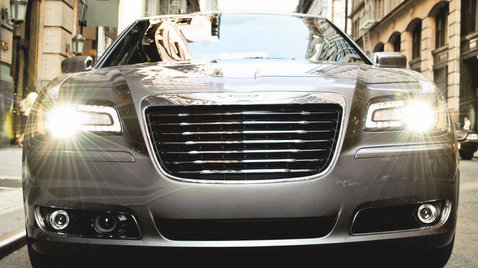 test drive the 2014 chrysler 300 base at Dave Smith Motors