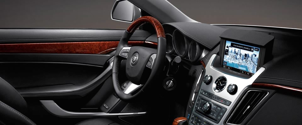 Discover the luxurious 2014 Cadillac CTS Premium