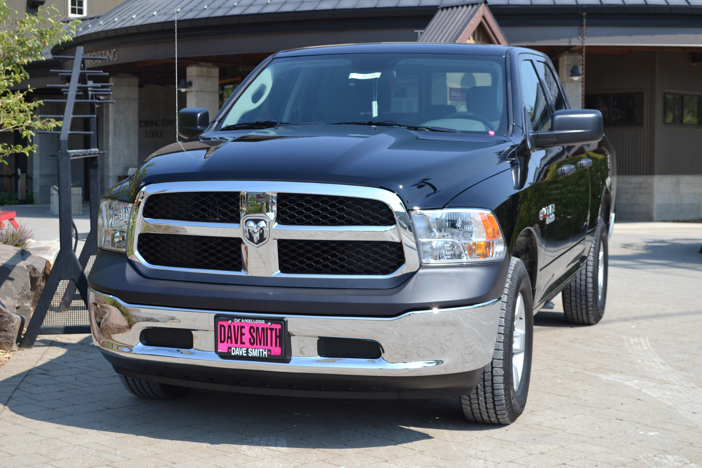 Ready For Snow With The 2014 Ram 1500 Dave Smith Blog