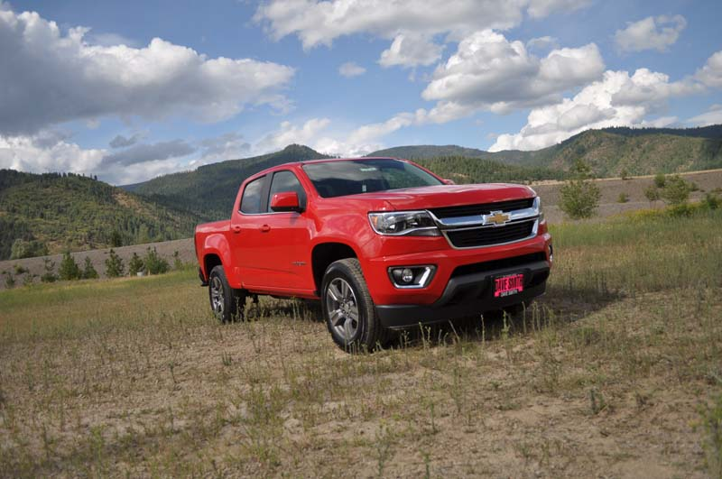 It S Everything A Truck Should Be Chevy Colorado Dave