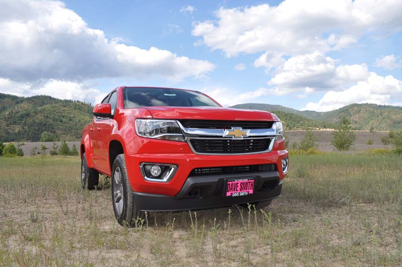 Motor trend s 2015 truck of the year chevy colorado for Dave smith motors used inventory