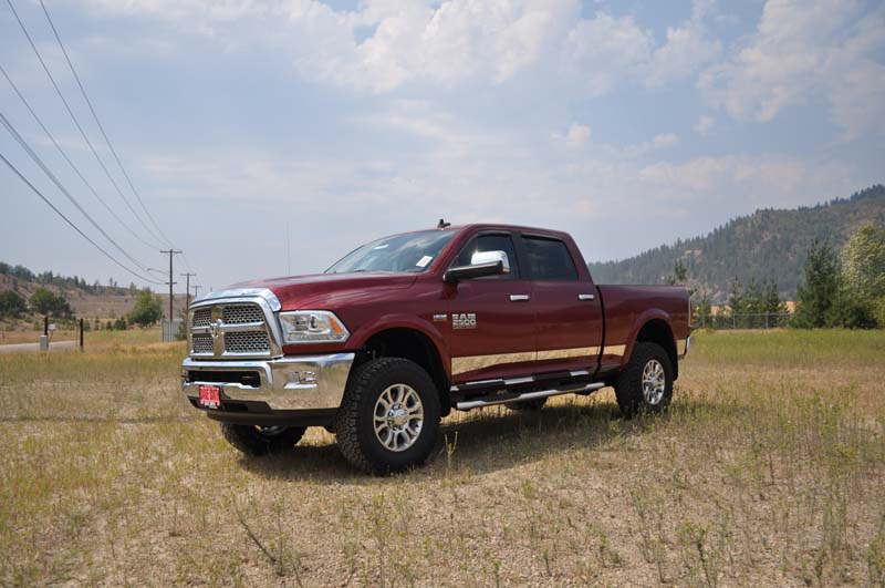 Advanced Suspension - Ram 2500 - Dave Smith Blog
