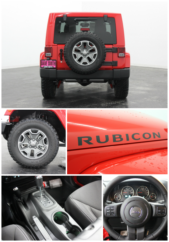 Dave Smith Motors 39 Jeep Wrangler Rubicon Giveaway Dave