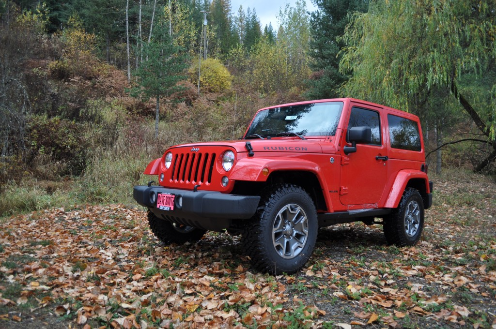 Last week to enter to win a jeep wrangler rubicon dave for Dave smith motors jeep