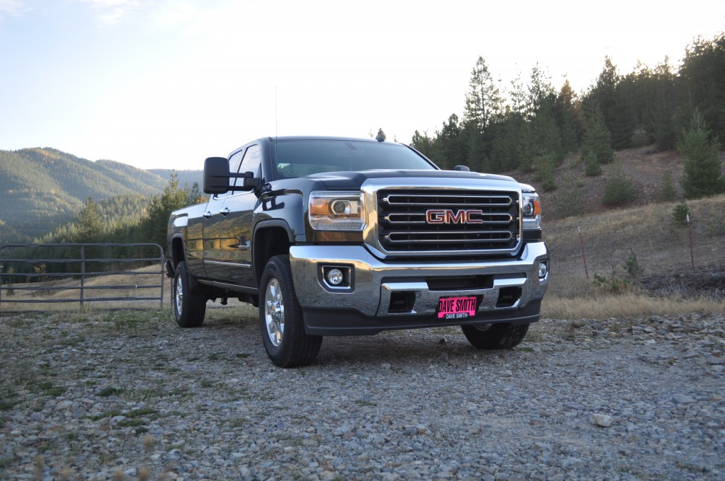 last week to enter to win a gmc sierra 2500 dave smith blog