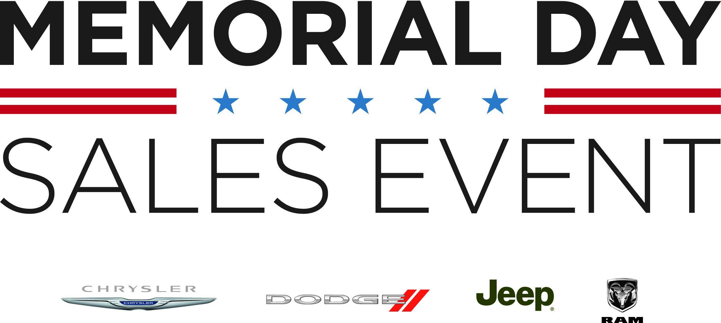 2016 memorial day sale dave smith blog for Dave smith motors hours