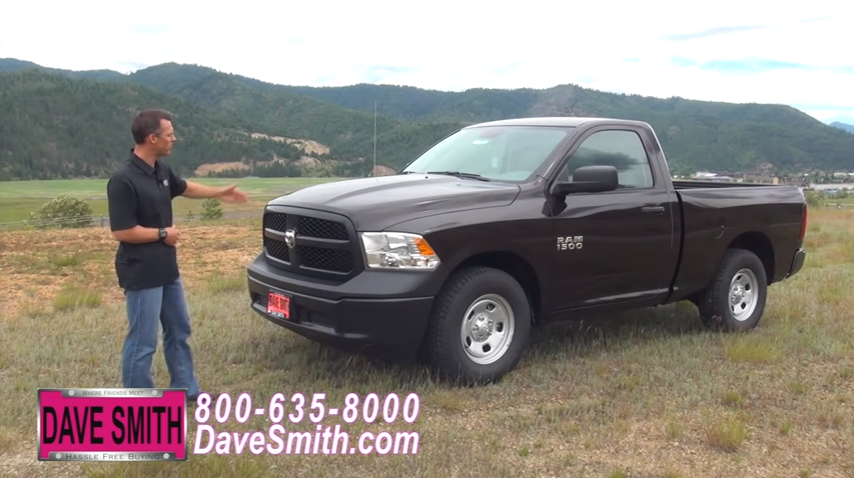 2016 Ram 1500 Regular Cab 4x2 Walk Around Dave Smith Blog