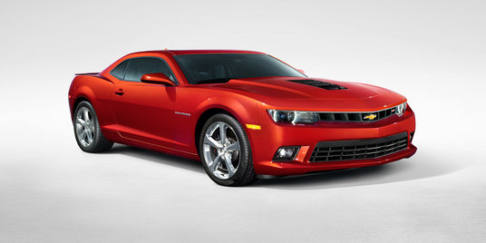 2014 Chevrolet Camaro Retro and Modern