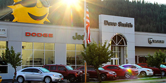 Dave smith motors sets sales record for february for Dave smith motors locations