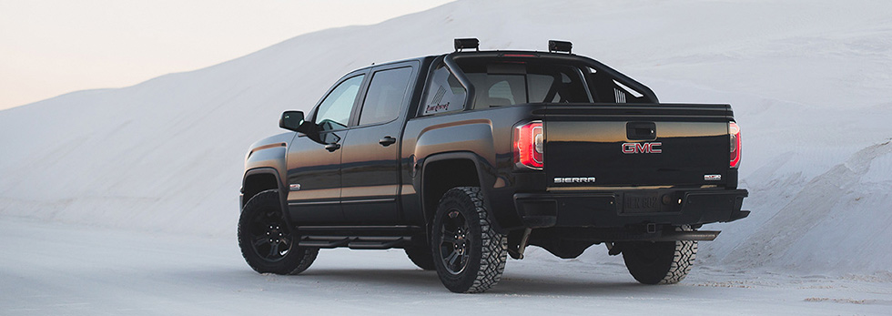 2016 Sierra 1500 All-Terrain X - Dave Smith Blog